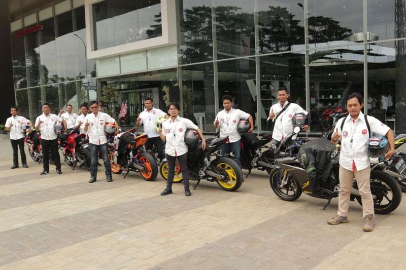 Asosiasi Honda CBR