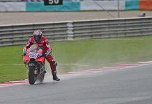 Hasil FP Jumat MotoGP Sepang