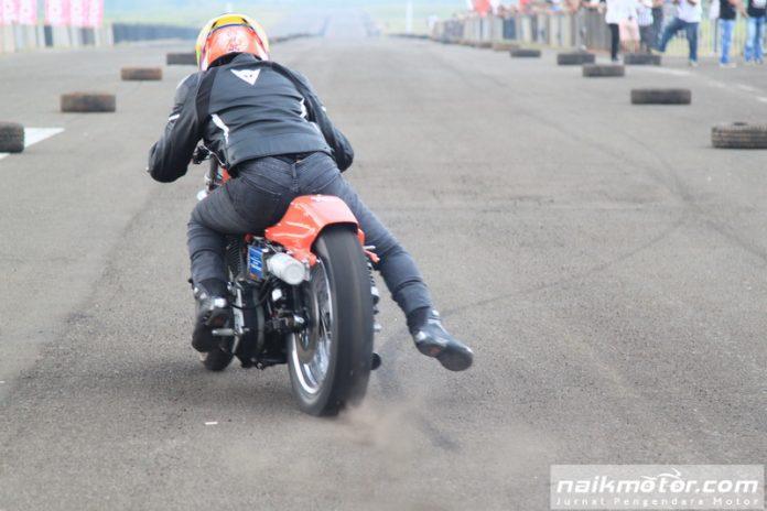 HDMC Tertarik Join di Seri Kedua Big Bike Drag Race