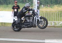 Galeri Foto Indonesia Big Bike Drag Race Championship 2017 Rumpin