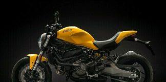 Ducati Monster 821 Baru