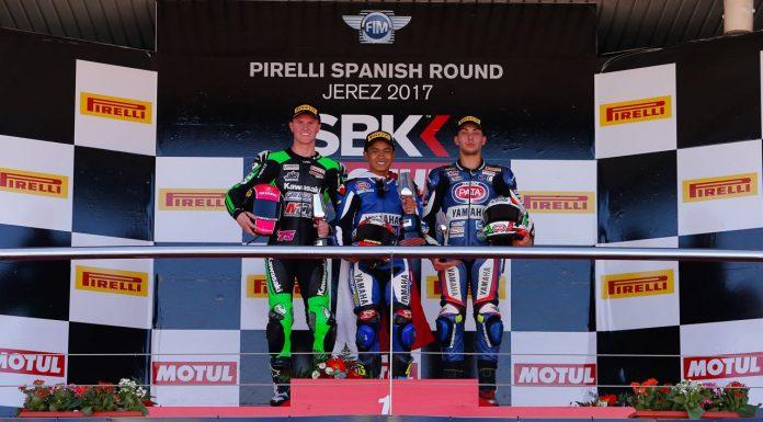 Galang Hendra Juara World SSP300 Jerez