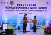 Beberapa SMK di Sumatera Utara