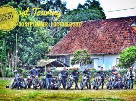 Scrambler Ducati Indonesia 1st Tour