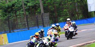 Rafid Topan Juara Race 2 Sport 150 Kejurnas IRS