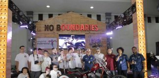 Kemeriahan Kustomfest 2017 – No Boundaries