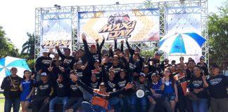 #MAXIYAMAHADAY Sambangi Kabupaten Wajo