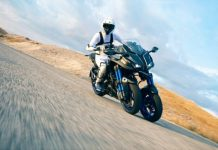 Yamaha three wheeler niken