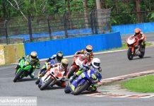 Rey Ratukore Menang di Race 2 IRS Sport 250cc