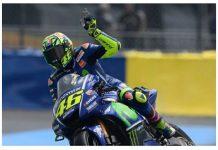 Rossi Incar Podium ke-227 dan Marquez ke-100 Di MotoGP 2017 Motegi