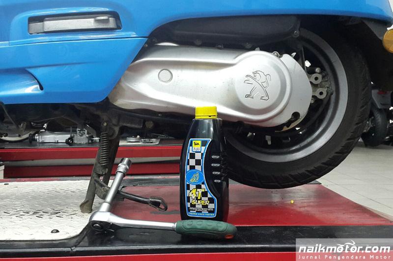 Tips Perawatan Ringan Peugeot Django yang Bisa Dilakukan Sendiri