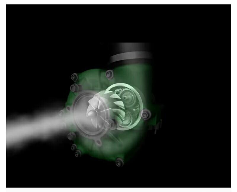 Supercharger Baru Kawasaki Dihadirkan Saat EICMA 2017