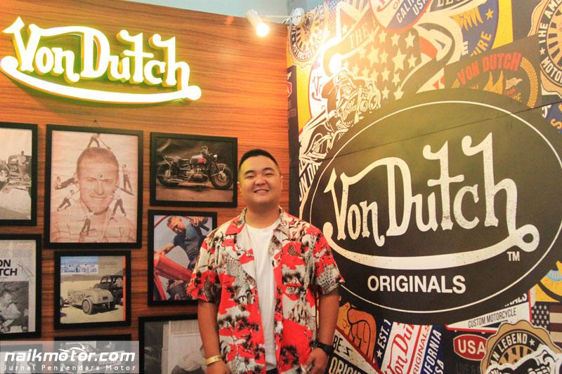 Von Ducth Resmi Hadir di Indonesia