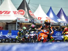 Kualifikasi Yamaha Cup Race