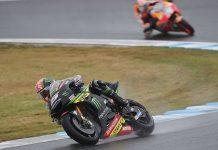 Zarco Raih Pole Position di QTT MotoGP Motegi