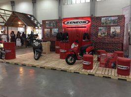 Ban Lebar Zeneos Milano untuk New Honda Scoopy