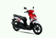 New Honda Beat Pop eSP