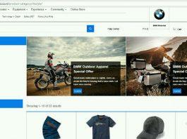 Apparel BMW Motorrad Indonesia