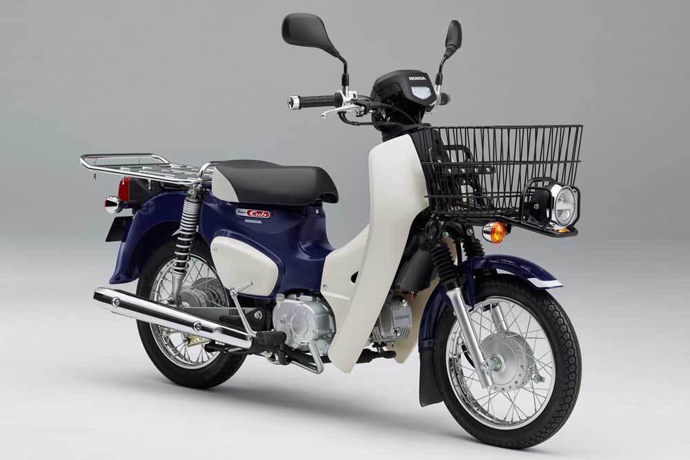 All New Honda Super Cub