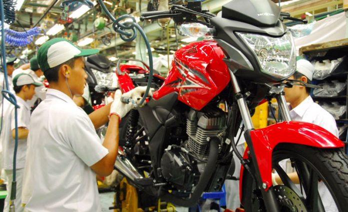 Penjualan Honda Verza