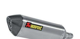 Akrapovic untuk Kawasaki New Ninja 250