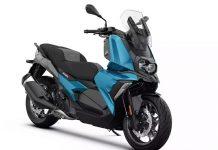 BMW Motorrad C400X