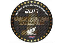 Honda telah menjadi juara constructor MotoGP 2017