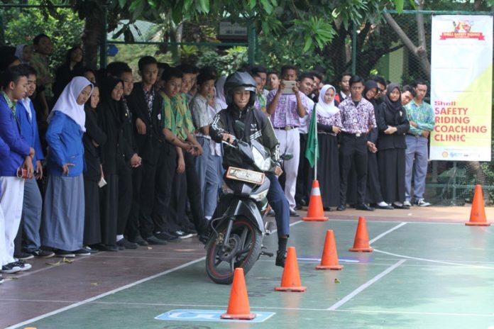 Pelatihan Safety Riding