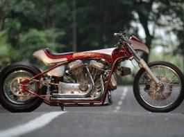 Iconic Bike ketiga, Harley-Davidson Sportster