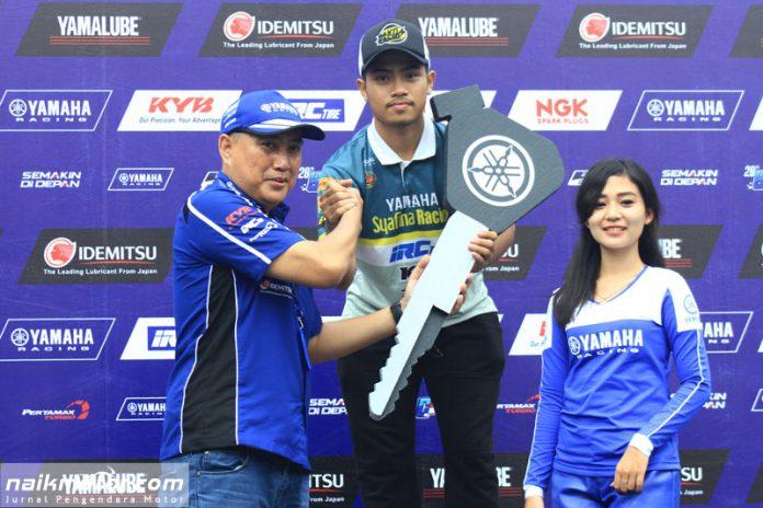 Juara Umum Yamaha Cup Race