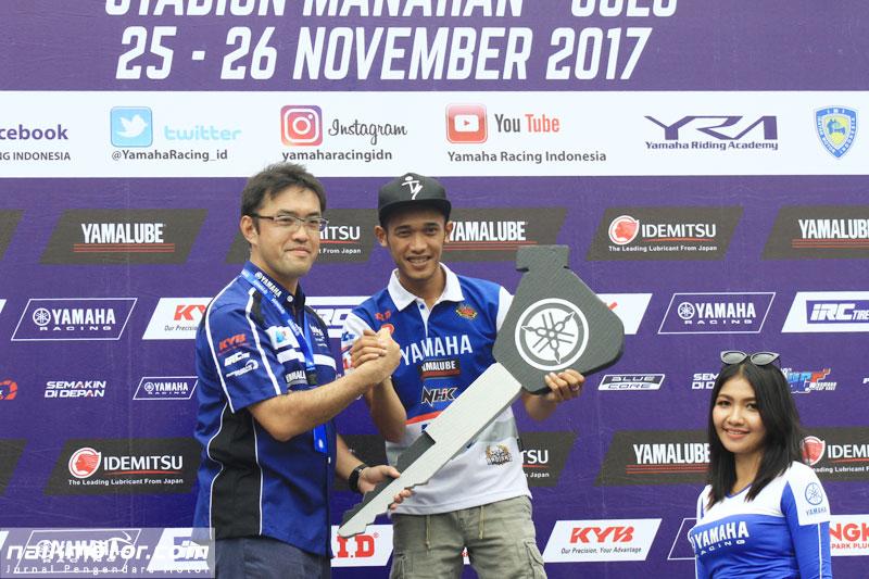 Juara Umum YCR1 dan YRC2