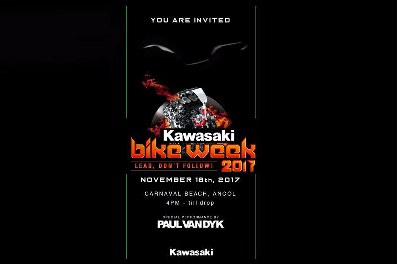 Kawasaki Bike Week