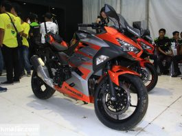 All New Kawasaki Ninja