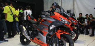 All New Kawasaki Ninja