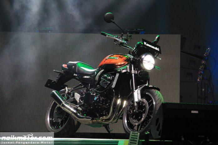 Kawasaki Z900RS kena recall
