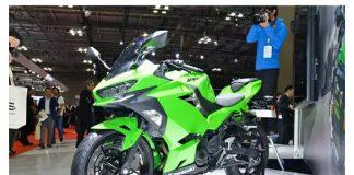 Kawasaki New Ninja 250 2018 Lebih kencang