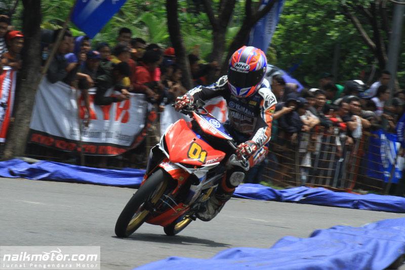 Final Yamaha Cup Race