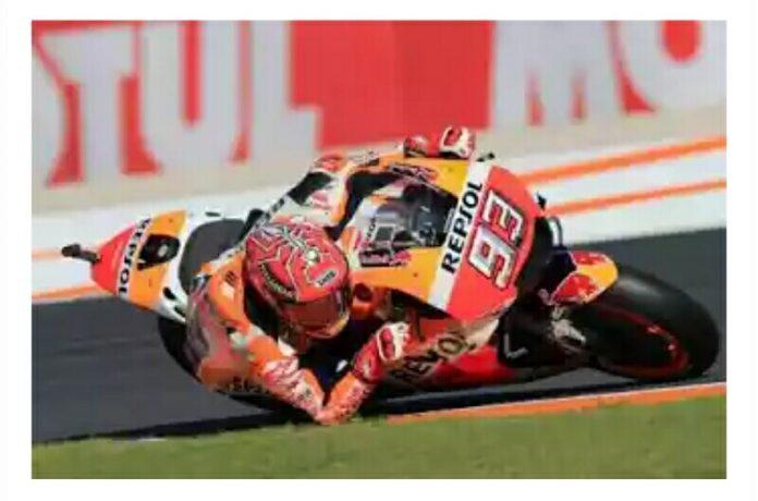 Marquez Pole Position di MotoGP 2017 Valencia