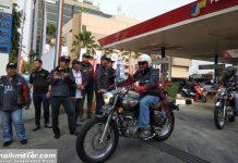 Pertamax Enduro Jelajah Energi Negeri Dipimpin Oleh Bucek Depp