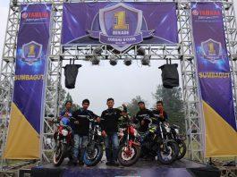 1 Dekade Yamaha Vixion di Sumatera Utara