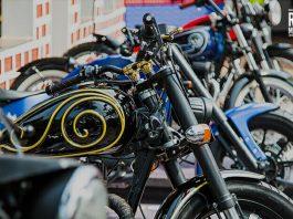 Royal Enfield 650 kembali diperkenalkan di Rider Mania
