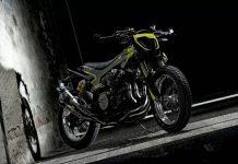 Tracker Berbasis Yamaha XJR1300