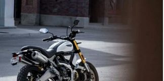 Sosok Scrambler Ducati 1100