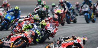 Pembalap MotoGP 2018