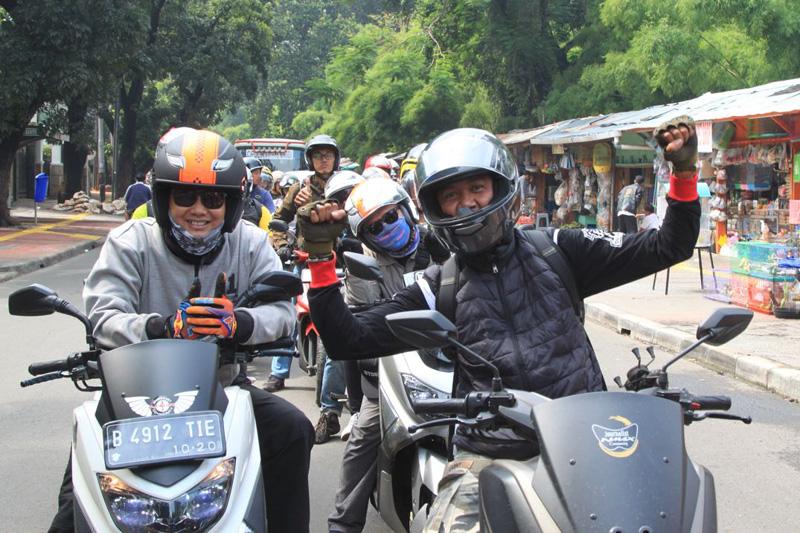 Sunmori Adira Insurance Sarana Diskusi Santai Bareng Wartawan Otomotif