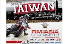 Supermoto Asia Seri 3 di Taiwan
