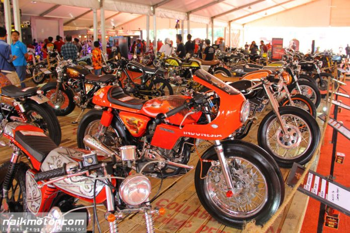 130 Motor Custom