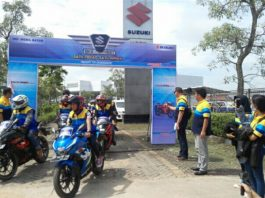 Suzuki bike meet 2017 batam
