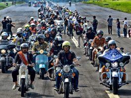Momentum Kebangkitan Motoris Priangan Timur di Tasik Culture Ride