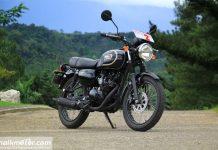 Kawasaki W175